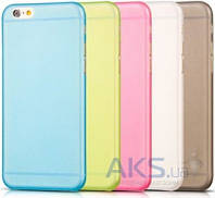 Чехол Remax Ultra Thin Silicon Case Samsung I9300 Galaxy S3 Pink
