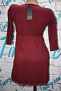 Домашнее вискозное платье, фото 3