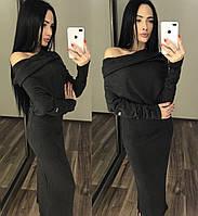 Платье 'Сати' / ангора / Украина