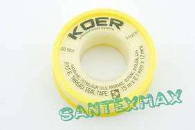 Фум лента для газа Koer ST-02