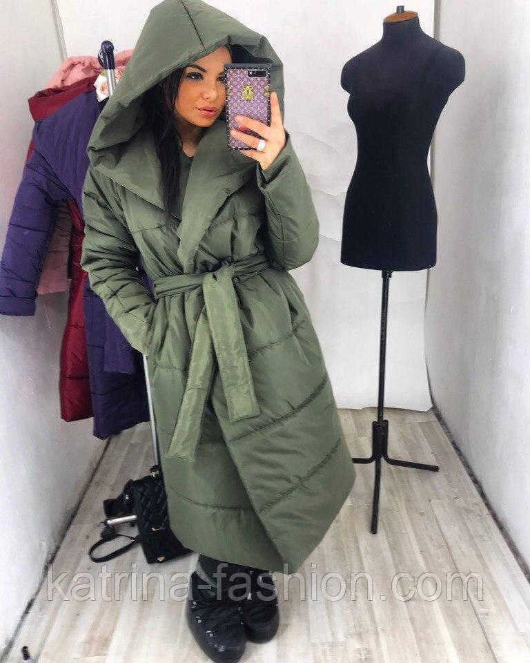 Женская зимняя куртка-палатка (6 цвета)