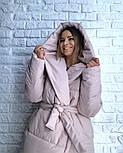 Женская зимняя куртка-палатка (6 цвета), фото 2