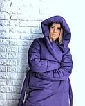 Женская зимняя куртка-палатка (6 цвета), фото 3