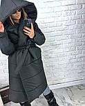 Женская зимняя куртка-палатка (6 цвета), фото 5