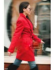 Пальто женское из кашемира, фото 3