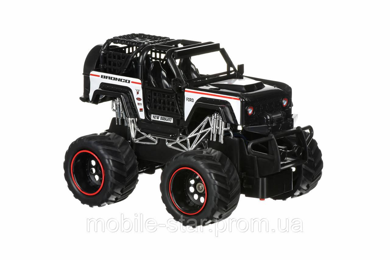 Машинка на р/у New Bright 1:24 OFF ROAD TRUCKS Raptor (2424)