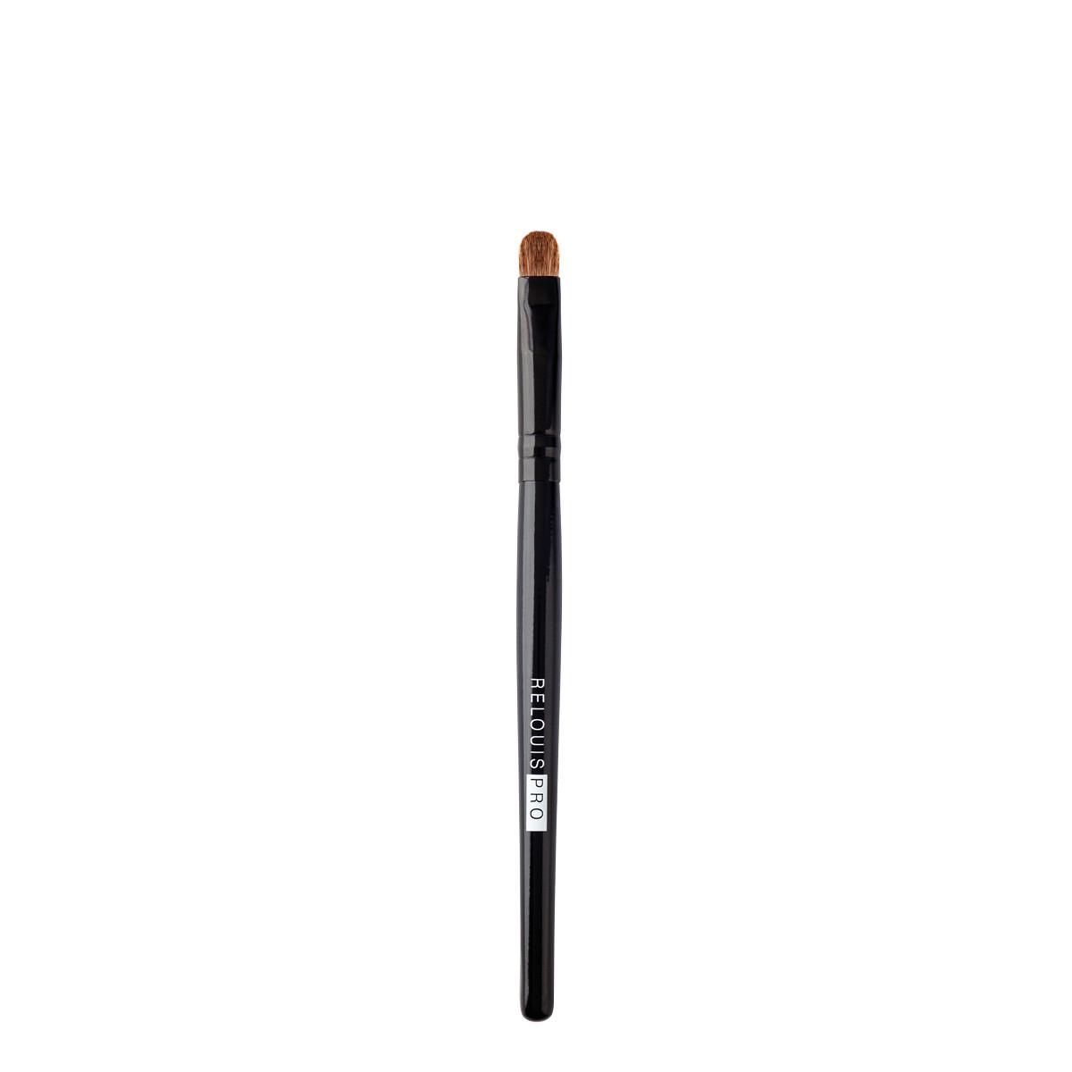 Кисть косметическая плоская для теней RELOUIS PRO Shading Brush