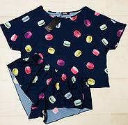 Пижама футболка и шортики, фото 2