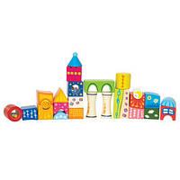 Деревянная игрушка Замок из кубиков Hape