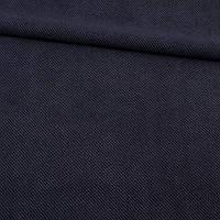 Рогожка синяя микрофибра, ш.154 (14213.002)