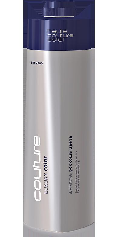 ESTEL HAUTE COUTURE LUXURY COLOR Шампунь для волос, 1000 мл.