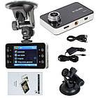 Автомобильный видеорегистратор Vehicle Blackbox DVR DVR Full HD K6000 up6883, КОД: 140131, фото 2