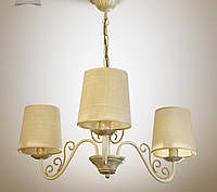 Люстра в стиле прованс для небольшой комнаты 11503-3