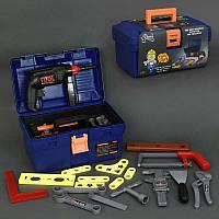 Набор инструментов в чемодане Т106D