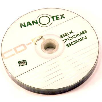 Диск CD-R NANOTEX  (10шт)