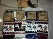 Шкарпетки жіночі, новорічні, шерстяні  Bross опт, фото 2