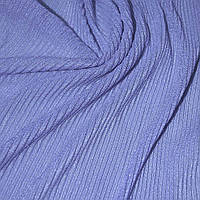 Трикотаж гофре фиолетовый светлый ш.160 (продается в натянутом виде) (14551.004)