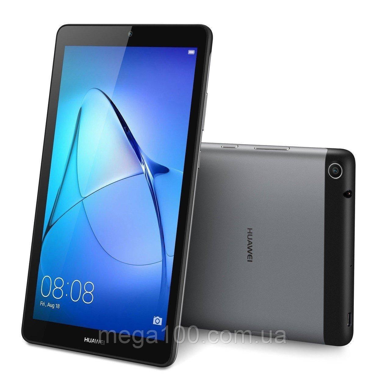 Планшет HUAWEI Honor MediaPad T3 (экран 7 дюймов; памяти 2/16; мощность батареи 3100 мАч)