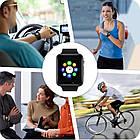 Смарт-часы SmartWatch UWatch A1 Black, КОД: 148278, фото 3