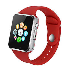 Смарт-часы SmartWatch UWatch A1 Red 3, КОД: 148284