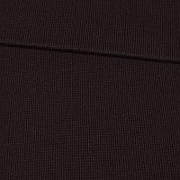 Трикотажне полотно резинка коричневе темне, ш.80 (14563.001)