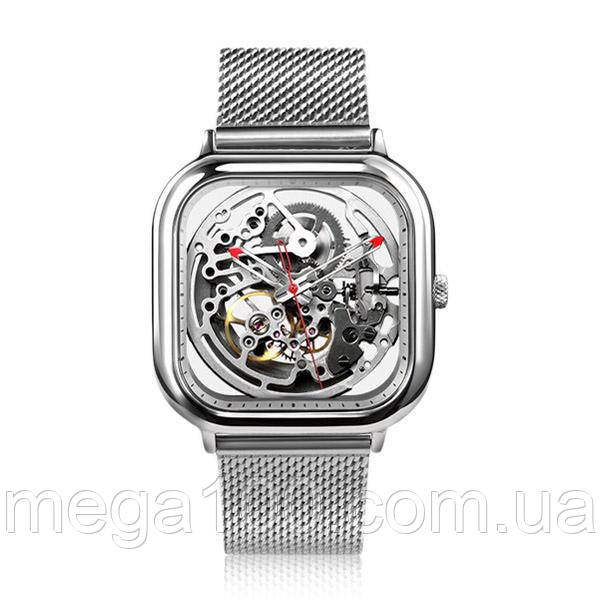 Часы Xiaomi Youpin CIGA Automatic Mechanical (часы скелетон)