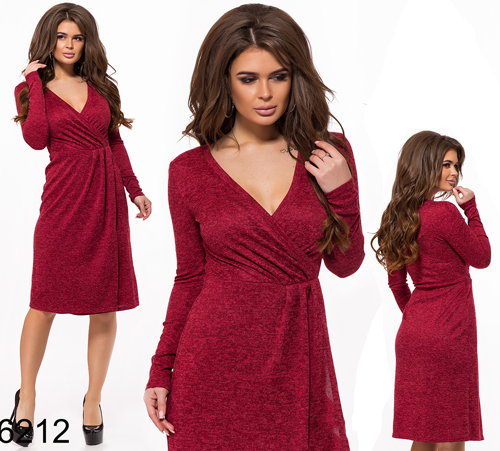 fb3851bb665 Купить короткое платье с длинным рукавом Украина в интернет магазине  Style-girl