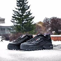 Женские кроссовки Fila Disruptor 2 Winter Black