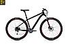 """Велосипед Ghost Kato 5.9 29"""" 2019 черно-серый с красным"""