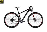 """Велосипед Ghost Kato 5.9 29"""" 2019 черно-серый с красным , фото 1"""