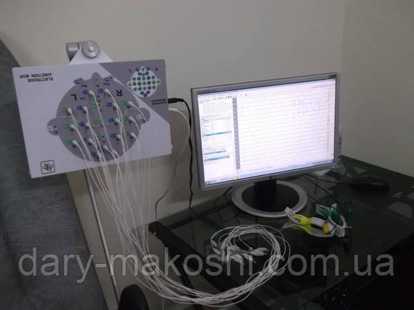 Электроэнцефалограф 16-ти канальный DX-NT ЭЭГ «Аксон ST»