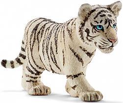 Игрушка-фигурка Белый тигренок, Schleich (14732)