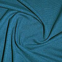 Трикотаж васильковый темный с мелкими штрихами ш.170 ( 14602.010 )