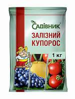 Фунгицид Железный купорос, 1 кг, Садовник