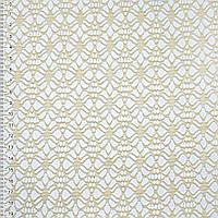 Сетка кружево цветок пшеничная ш.170 (14648.013)