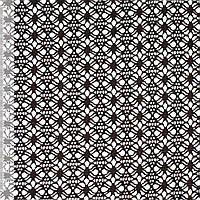 Сетка кружево цветок коричневая ш.160 (14648.014)