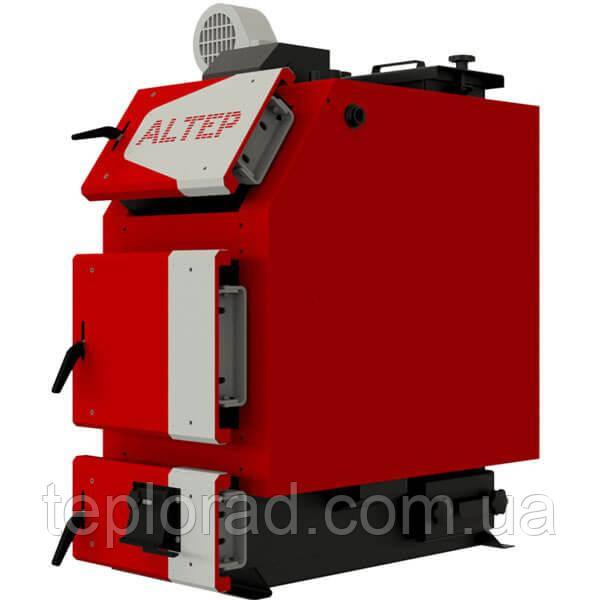 Твердопаливний котел Altep TRIO UNI PLUS - 65 кВт (комплект автоматики і вентилятор)