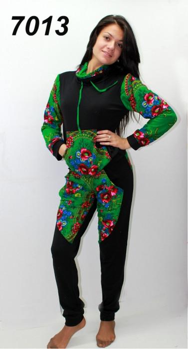 60e5d0c24853 Спортивный костюм трикотаж платок - Интернет магазин