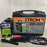 АКЦІЯ! Зварювальний апарат Stromo SW-295 + маска ХАМЕЛЕОН, фото 3