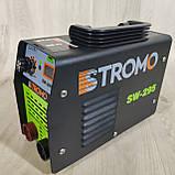 АКЦІЯ! Зварювальний апарат Stromo SW-295 + маска ХАМЕЛЕОН, фото 4