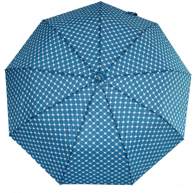 Зонт складной Max Comfort полуавтомат Синий MR-425-3, КОД: 185525