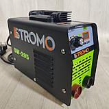 АКЦІЯ! Зварювальний апарат Stromo SW-295 + маска ХАМЕЛЕОН, фото 5