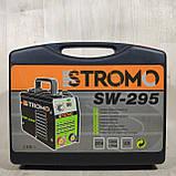 АКЦІЯ! Зварювальний апарат Stromo SW-295 + маска ХАМЕЛЕОН, фото 2