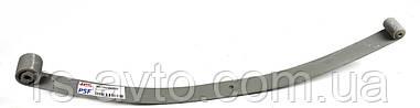 Ресора задня корінна Fiat Doblo, Фіат Добло Cargo 01- (однолистовая) (70, 665, 595) (13mm) (вигин 177mm)