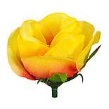 Букет искусственной чайной розы, 46см (16 шт. в уп), фото 3