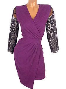 Праздничное платье на Новый Год (в расцветках)