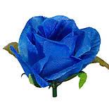 Букет искусственной чайной розы, 46см (16 шт. в уп), фото 6