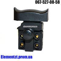 Кнопка болгарки Stern 125, Euro Craft 125