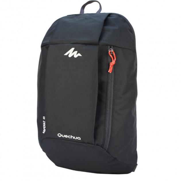 Рюкзак Quechua Arpenaz 10L Black Черный 9987330, КОД: 192712