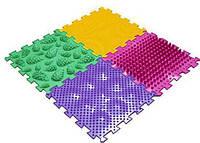 Орто Пазлы - Микс 1, Массажные коврики,Ортопедические коврики, коврик детский